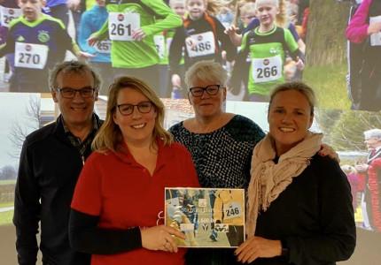 TeugeRuns4Life 2020 haalt € 1600,- op voor Stichting Hartekind