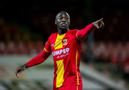 Jacob Mulenga nog lang niet klaar