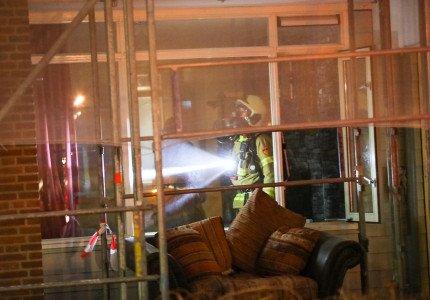 Bewoonster ademt rook in bij kleine keukenbrand in Apeldoorn