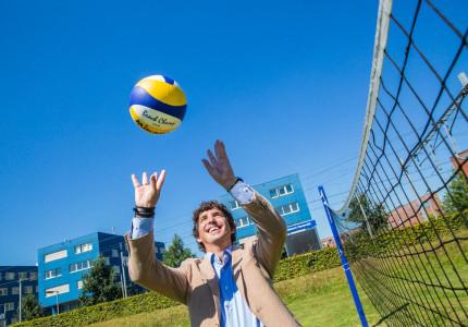 'WK vrouwenvolleybal sportief feest voor Gelderland en Nederland'