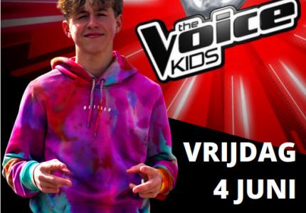 14-jarige Marc Floor finalist van The Voice Kids: 'Het is onwerkelijk!'