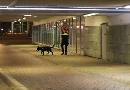 Man aangevallen door drie personen in Stationstunnel