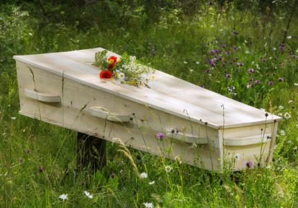 Natuurlijk begraven, in verbondenheid met de natuur