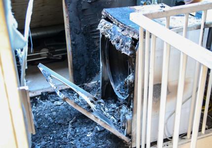 Uitslaande zolderbrand in Apeldoorn