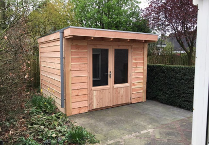 Creëer snel en voordelig extra ruimte met een houten schuur