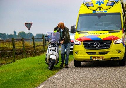 Gewonden bij ongeluk in Zutphen