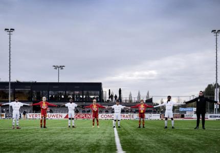 Werkgroep Positieve Sportcultuur Apeldoorn, KNVB en NOC*NSF organiseren thema-avond