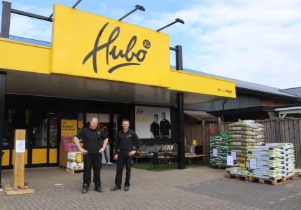 Hubo XL-medewerker:  'We leveren maatwerk'