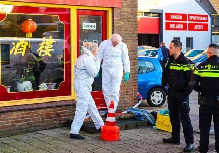 Burgemeester Ton Heerts reageert geschrokt op vele incidenten