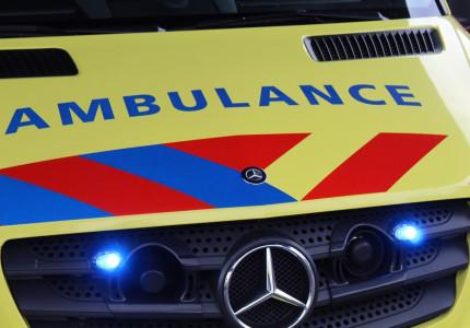 Motorrijder onderuit op de A1 bij Rijssen en raakt gewond