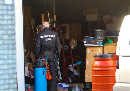 Drugslab aangetroffen in loods aan de Floralaan in Apeldoorn