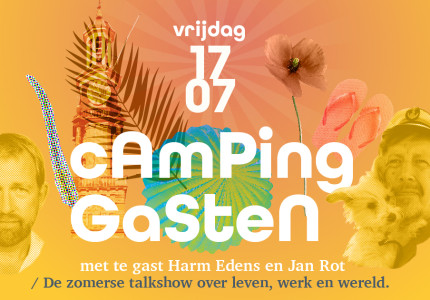 CampingGasten in Theater Hanzehof