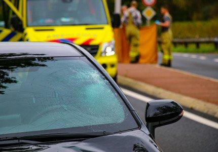 Fietster (79) overleden na ongeluk in Laag Soeren