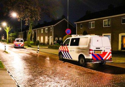 Politie zoekt 3 mannen na inbraak