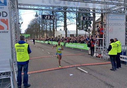 Yassine Rachik opnieuw winnaar Acht van Apeldoorn