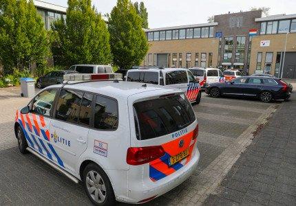 Vechtpartij op Joan Monnetpark zorgt voor grote politie inzet