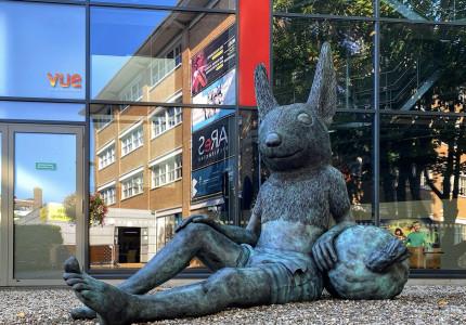'Kunstwerken verhogen kwaliteit van leefbaarheid in onze stad'