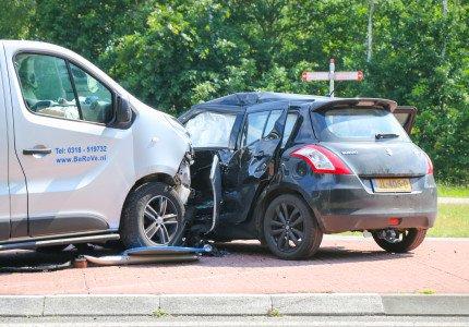 Opnieuw ongeval op beruchte plek in Warnsveld