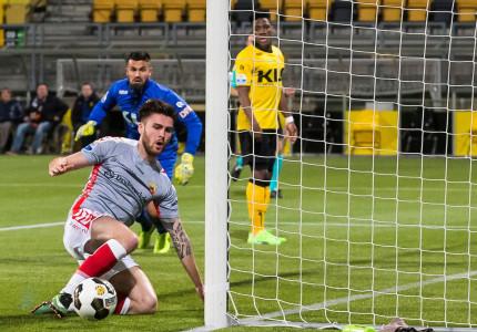Slordig Go Ahead Eagles laat Roda JC ontsnappen