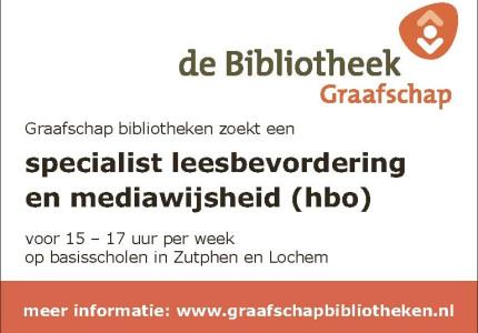 specialist leesbevordering en mediawijsheid (hbo)
