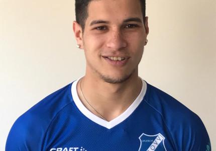 Jamarro Diks vanaf volgend seizoen in het AGOVV-blauw