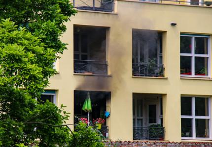Grote brand in woonzorgcentrum in Zutphen