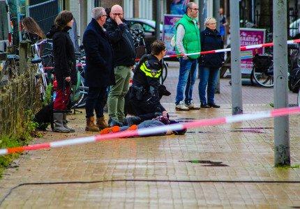 Gewonde bij gewapende overval in Apeldoorn; Dader aangehouden
