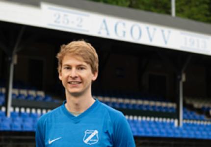 Ook Raymond Stegeman kiest voor AGOVV